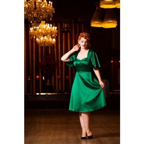 Mariah Cape Dress Image