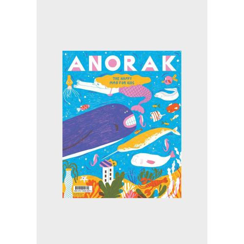 ANORAK MAGAZINE - UNDER THE SEA - issue 40 Image