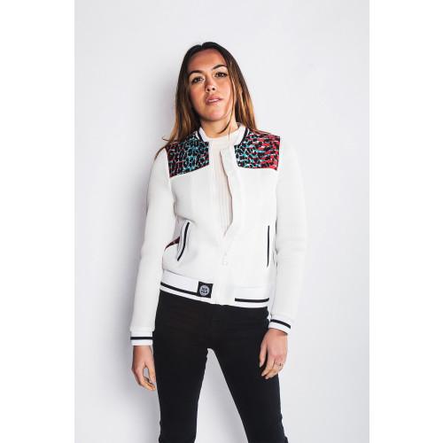 Kantora - Bomber Jacket Netted - Women's Image