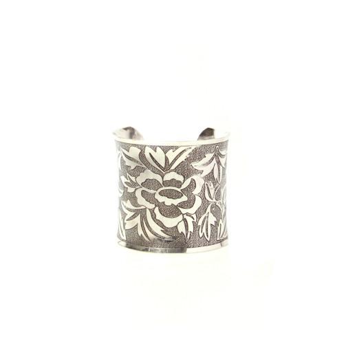 Floral Cuff Bracelet Image