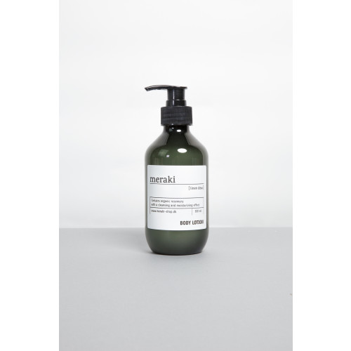 Body Lotion: Linen Dew Image
