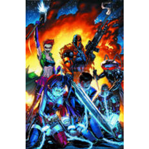 New Suicide Squad TP 01 Pure Insanity Image