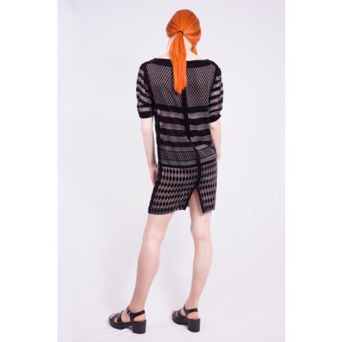 velvet devore dress Image