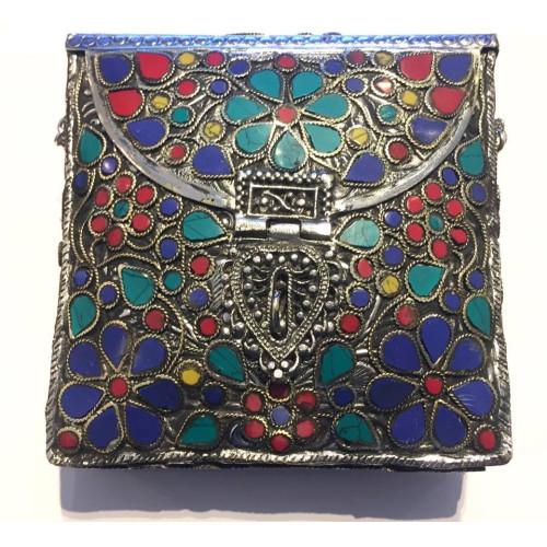 Floral Shoulder Bag Image