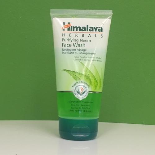 Purifying Neem Face Wash - Himalaya Herbals Image