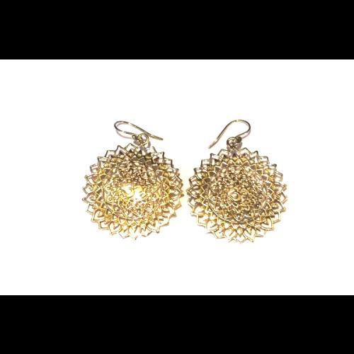 OM Earrings Image