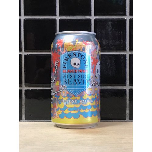 Beavertown X Firestone Walker West Side Beavo Image
