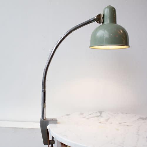 Light green clip light  Image