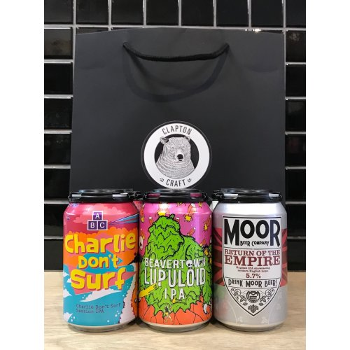UK Craft Can Gift Pack Image