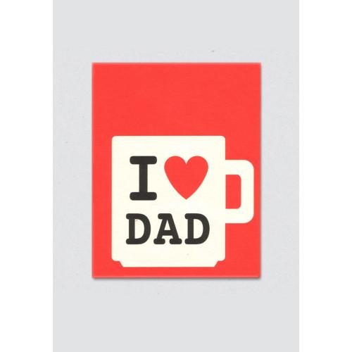 Lisa Jones Dad Mug Card Image