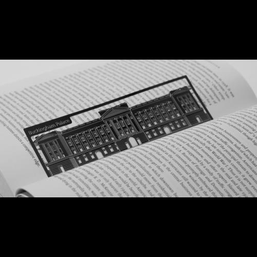 Buckingham Palace - Stainless Steel Bookmark Image