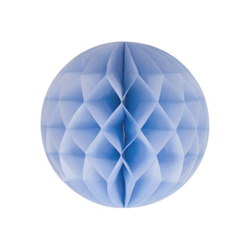 Honeycomb ball - light blue Image