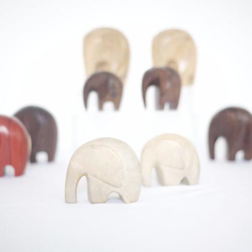 Elephant Stone Image