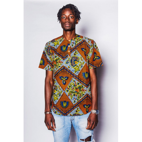 Berending - African T-Shirt - Men's Image