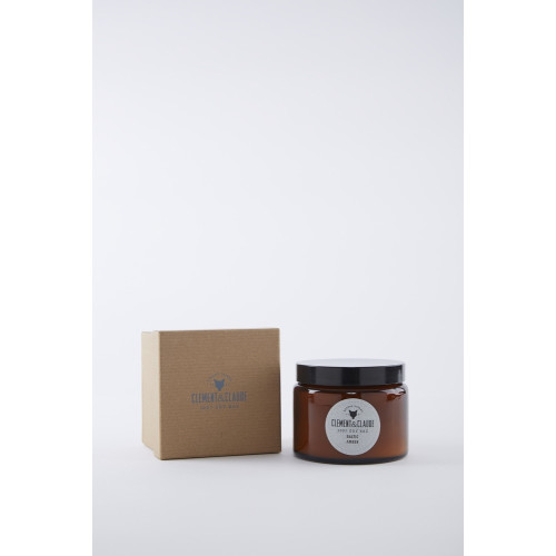 Baltic Amber Soy Wax Candle: Large Image