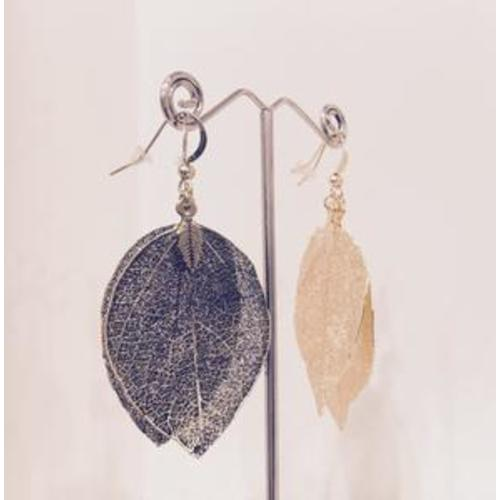 Leaf Earrings Image