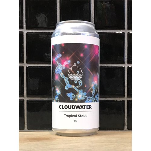 Cloudwater Tropical Stout Image