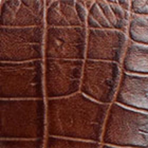 Luxury Leather frames Moc Croc Image