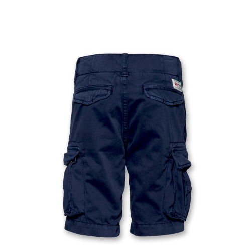 American Outfitter Cargo Shorts Navy Image
