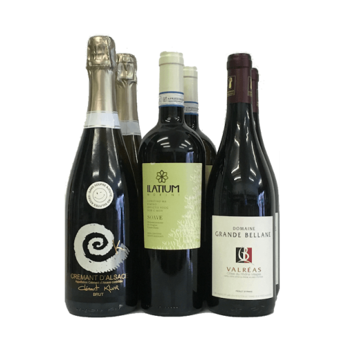 Celebration Case - 6 Sulphite Free Wines for Special Occasions Image