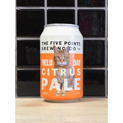 Five Points Field Day Citrus Pale Image