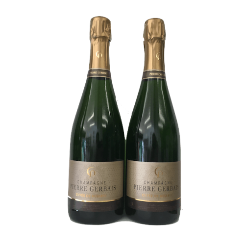 Organic Champagne Gift: two bottles of classic Champagne Reserve Image