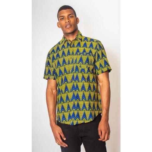 Baniakang - Short-Sleeved Shirt - Men's Image