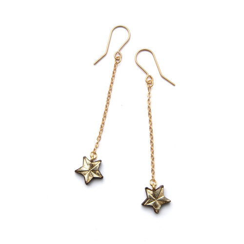Rosita Bonita Falling Star Earrings Image