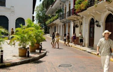 Casco Antiguo, Panama City, Panama