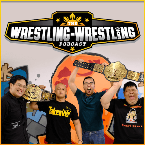 The Wrestling-Wrestling Podcast