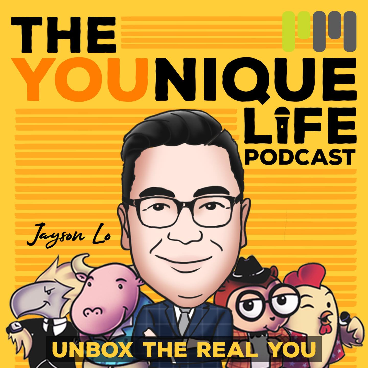 The YOUnique Life Podcast Trailer