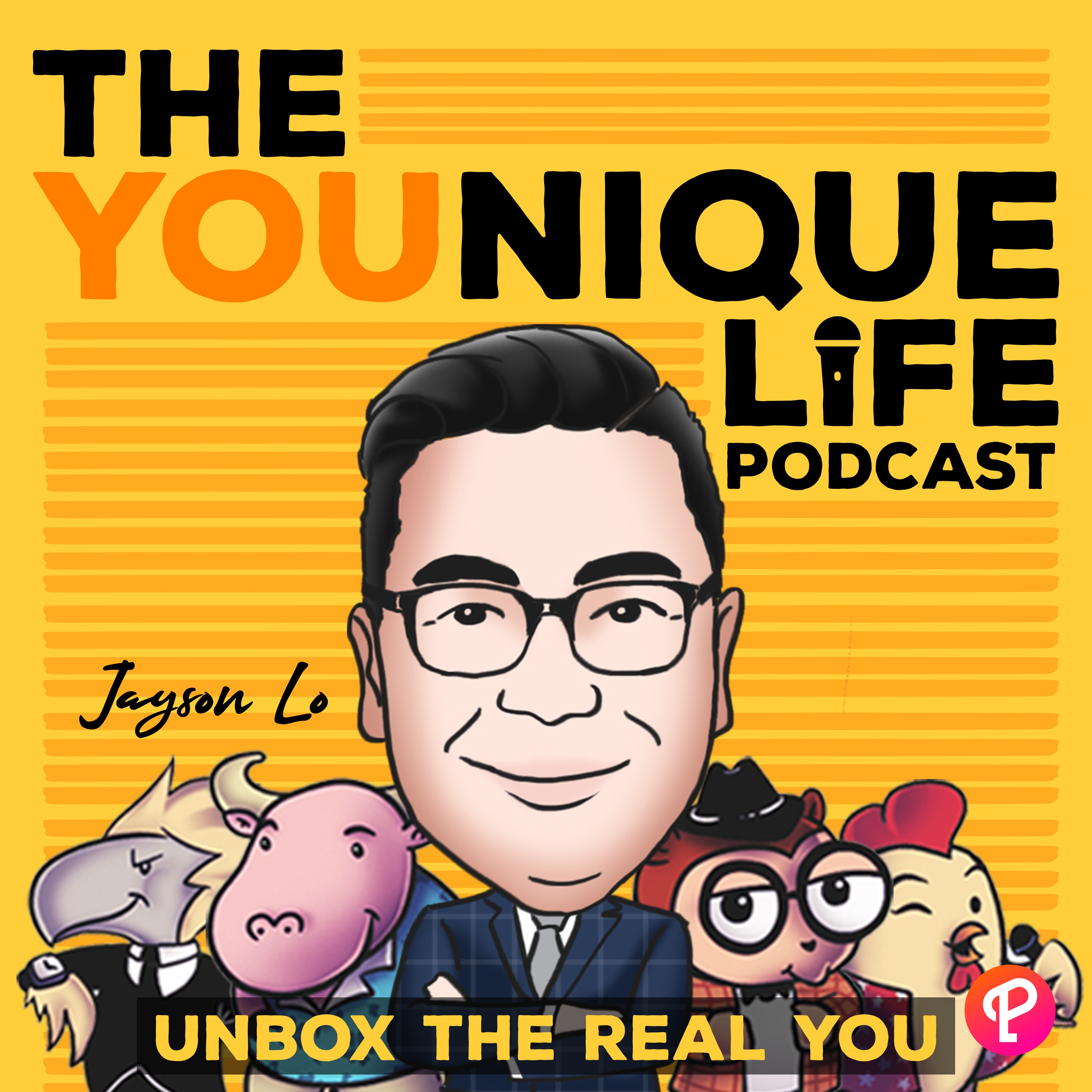 The YOUnique Life by Jayson Lo