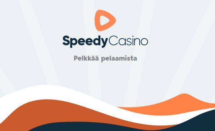Speedy casino toimii ilman rekisteröitymistä