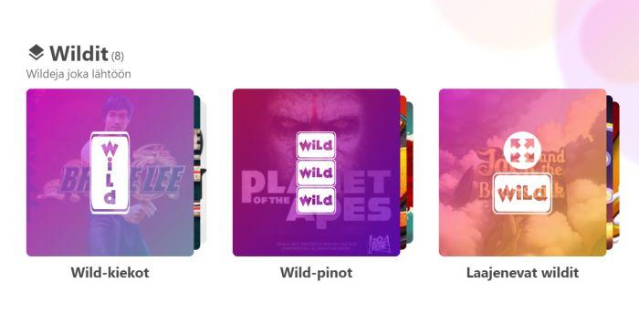 Dreamzilla erilaisia kasinopeleja ilman rekisterointia