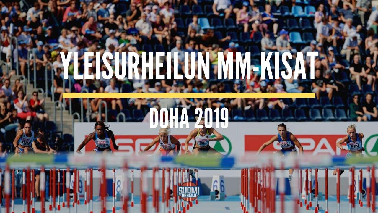 Dohan MM-kisat 2019: Yleisurheilu