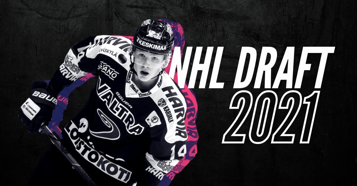 nhl draft 2021