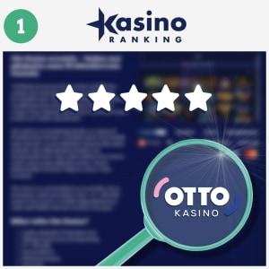 Lue Otto Kasinon arvostelu Kasinorankingilla