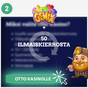 Siirry Otto Kasinolle