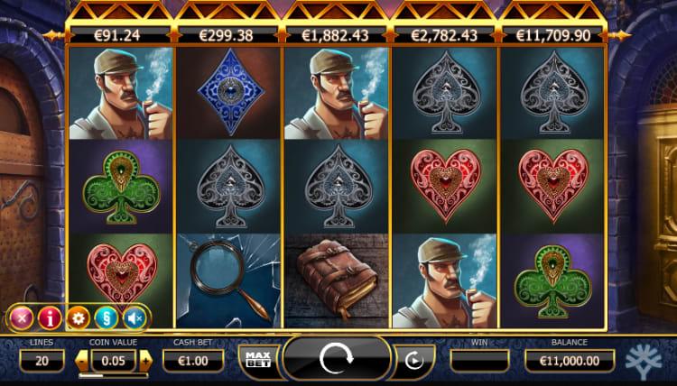 ピナクルカジノのジャックポットゲーム