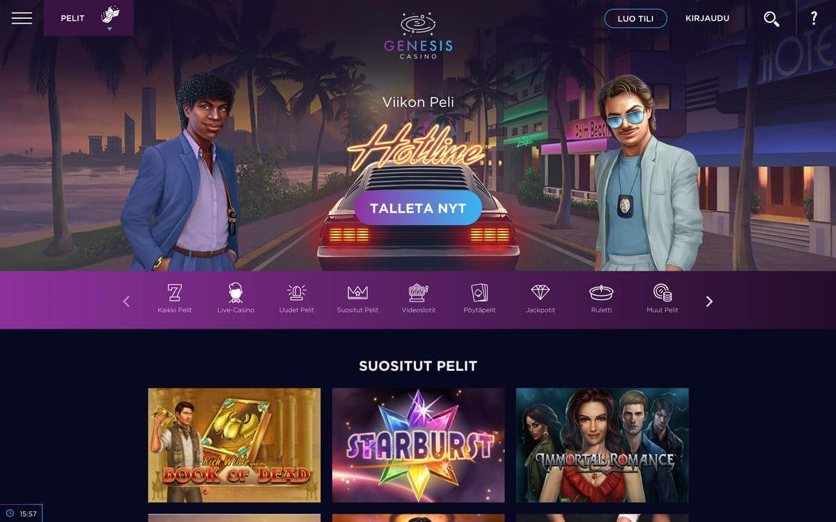 genesis-casino-esittely-ja-pelit