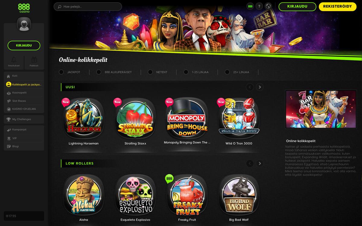 888-casino-pelit