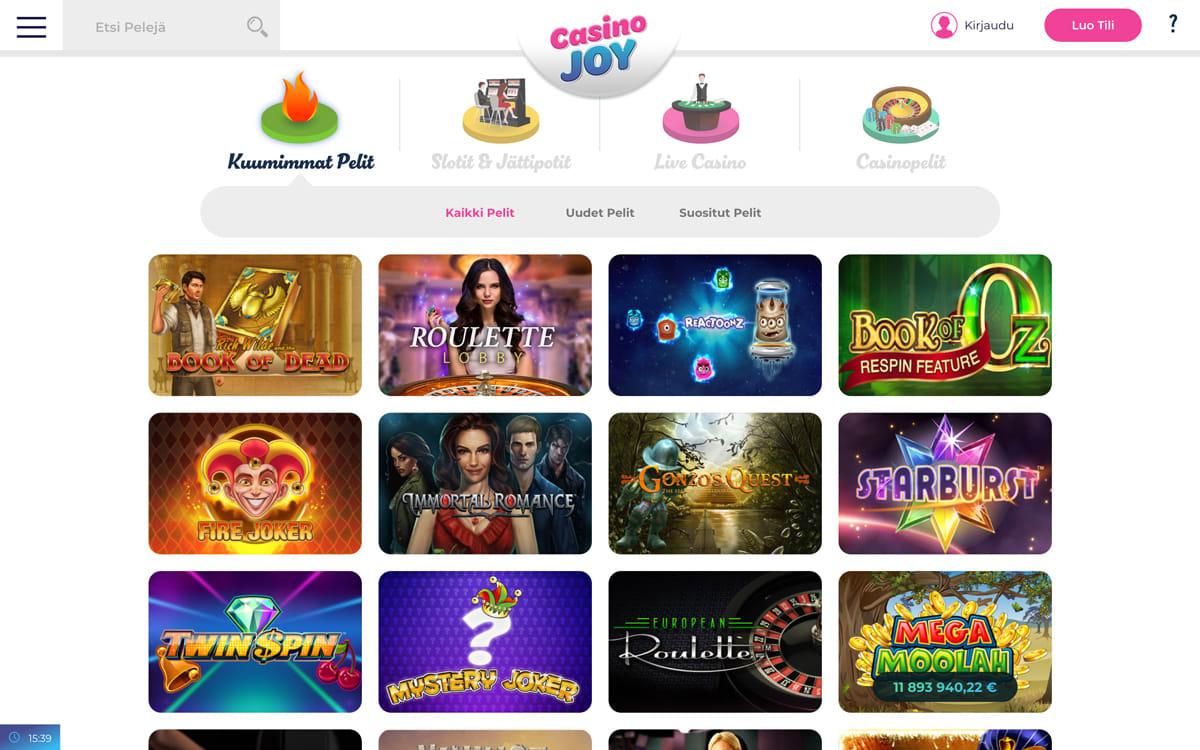 casino-joy-pelit