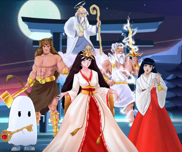 カジノゴッズの神々