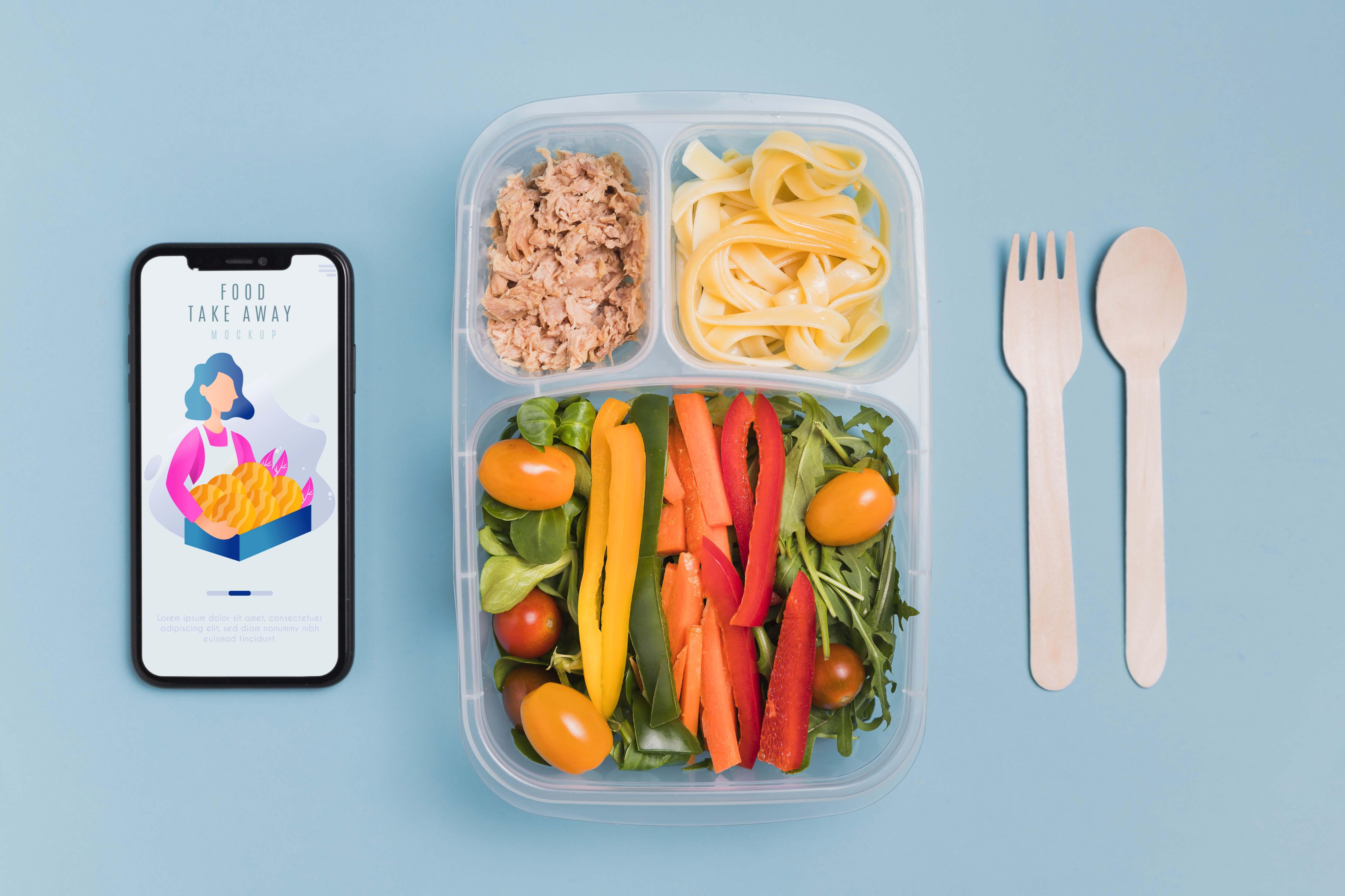 mobile app for restaurant ordering