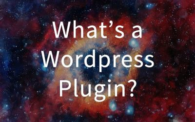 What's a WordPress Plugin? (and 20 to Get You Started)