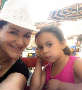 Gigi and Sadie Disneyland