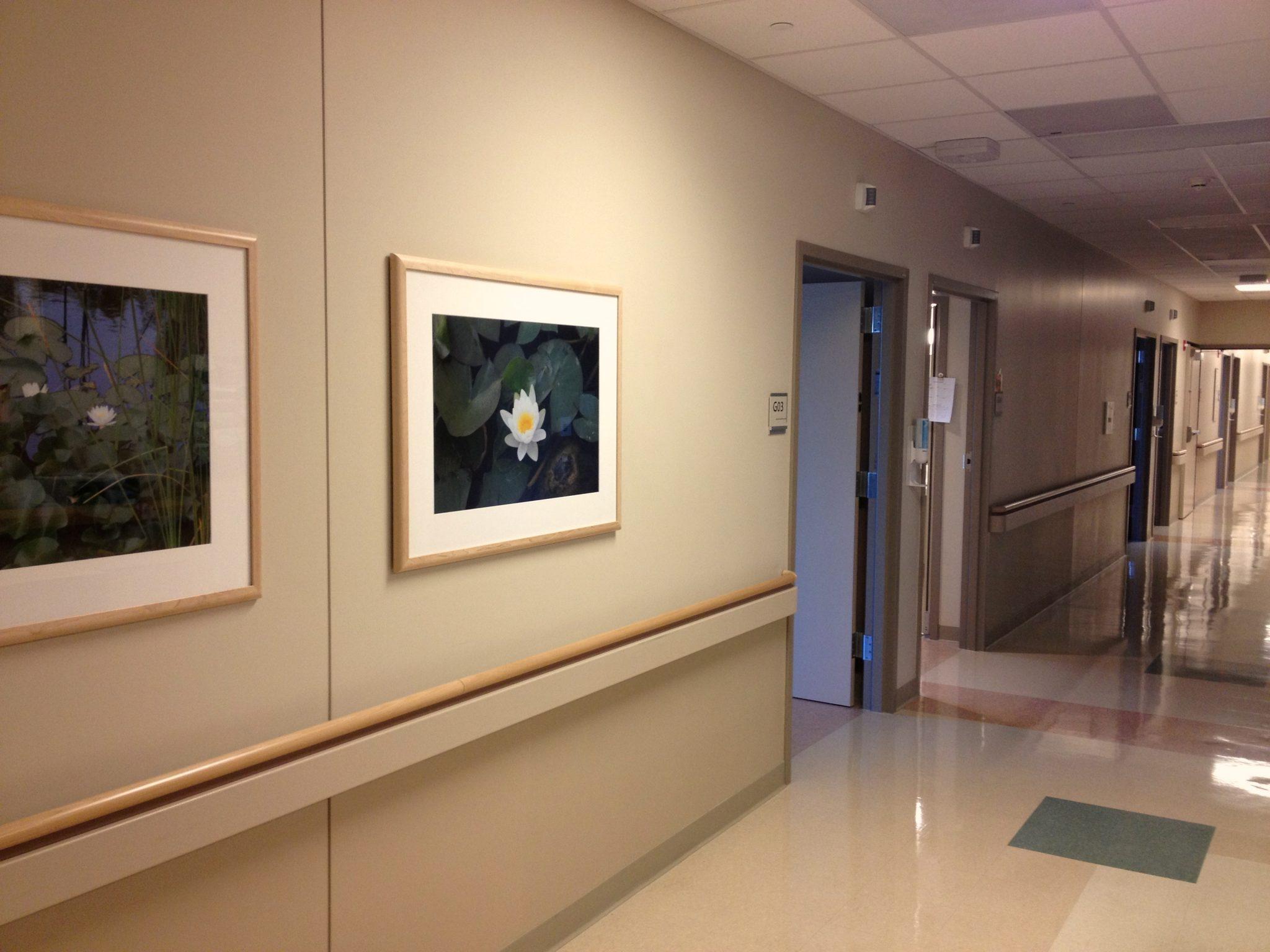 PRMC hallway