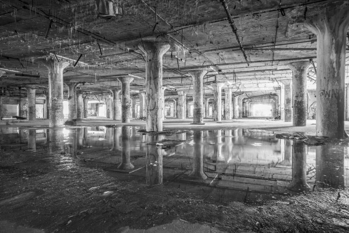 Detroit: Lost Places