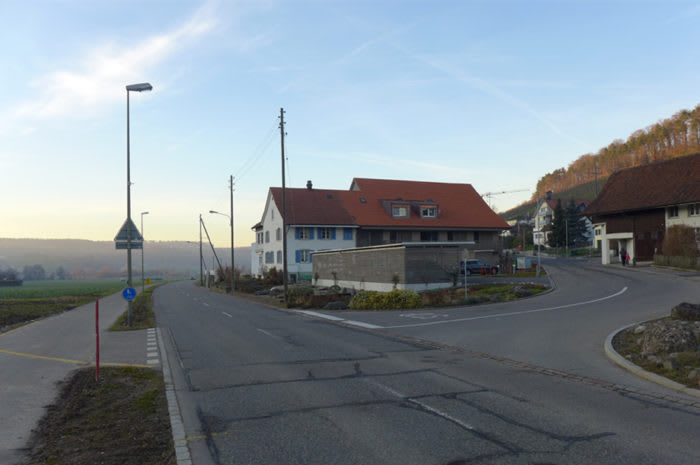 Haus zum Rebberg