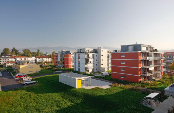 Wohnüberbauung Steinacherhof